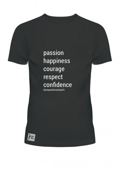 "T-Shirt Herren versch. Farben ""Values List"""