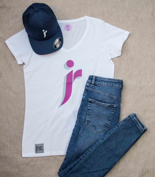 """T-Shirt Damen weiß """"Icon versch. Farben"""""""