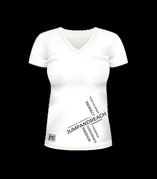 """T-Shirt Damen versch. Farben """"JumpandReach Spirit"""""""